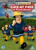 Fireman Sam - The Great Fire Of Pontypandy - wallpapers.