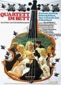 Quartett im Bett - wallpapers.